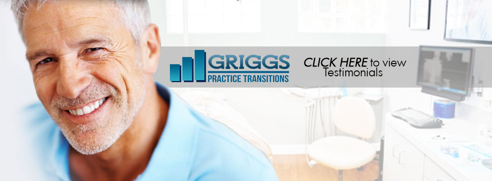 Dr. Griggs, Griggs Practice Transitions